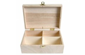 ΞYΛINO KOYTI (TEA BOX) 20x14x8cm